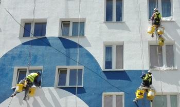 Malowanie elewacji w Warszawie